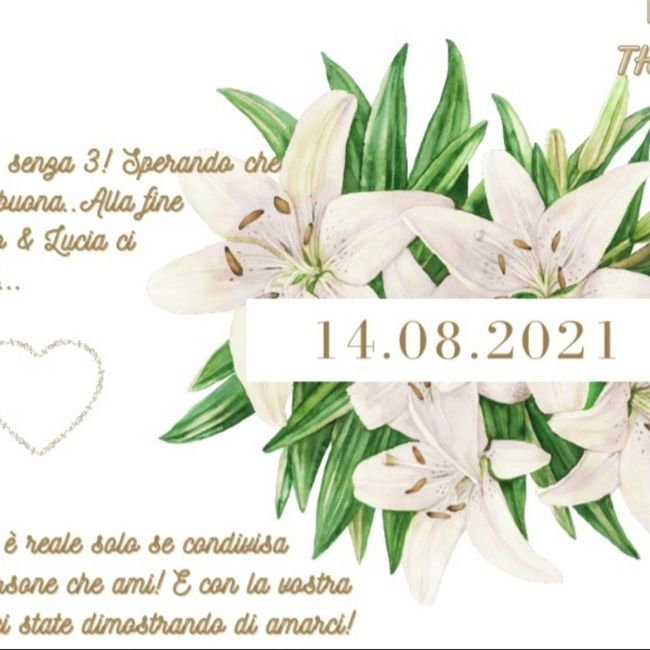 Save the new date - 1