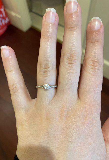 Chi ha scelto l'anello di fidanzamento? 💍 2