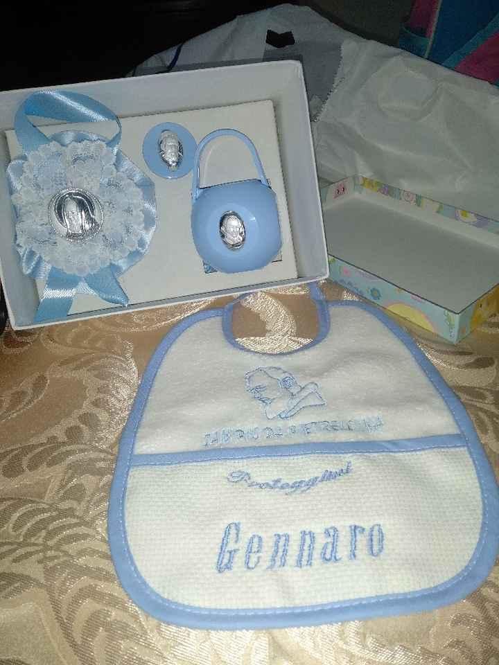 Primo regalino fatto dai nonni... - 1