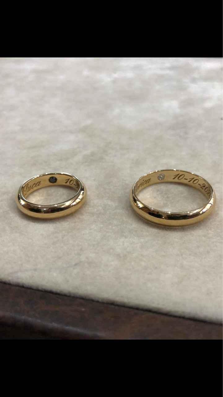 Help! Mi sposo ad ottobre e non ho ancora scelto le fedi! - 1