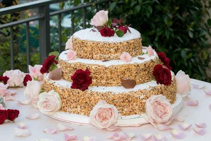 Fiori sulla torta? - 1
