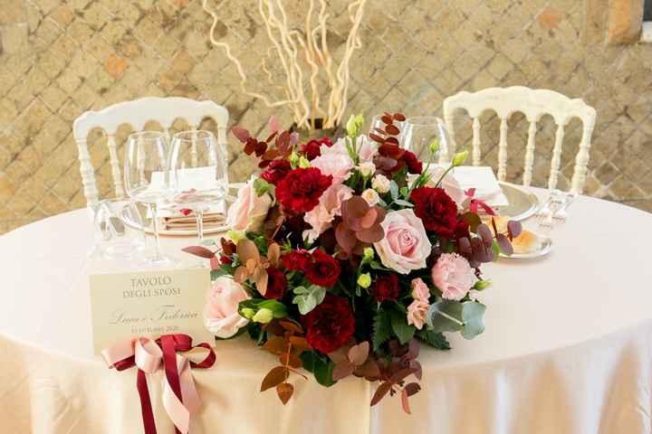 Fiori bouquet settembre ottobre - 2