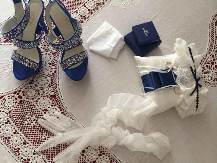 Per le ragazza del club della scarpa blu - 1