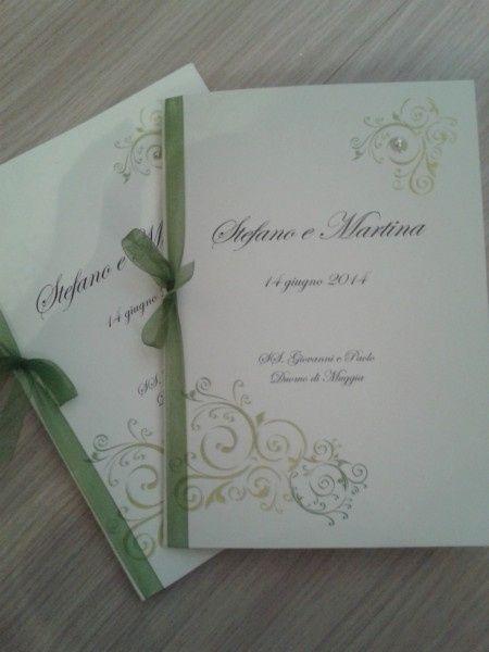 Come Stampare Il Libretto Messa Matrimonio Word Libretti Matrimonio