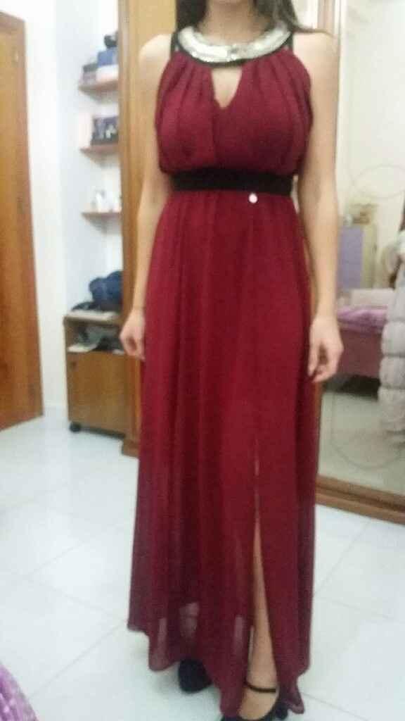 Il mio vestito da testimone - 1