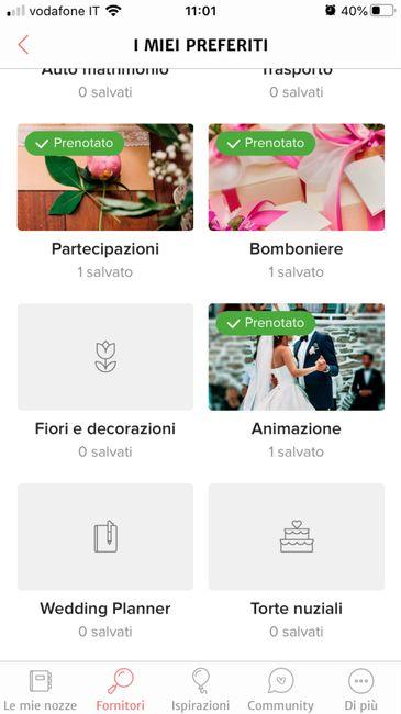 Condividi lo screenshot dei tuoi fornitori 21