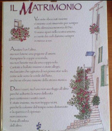 Matrimonio In Poesia : Poesia per la cerimonia cerimonia nuziale forum matrimonio