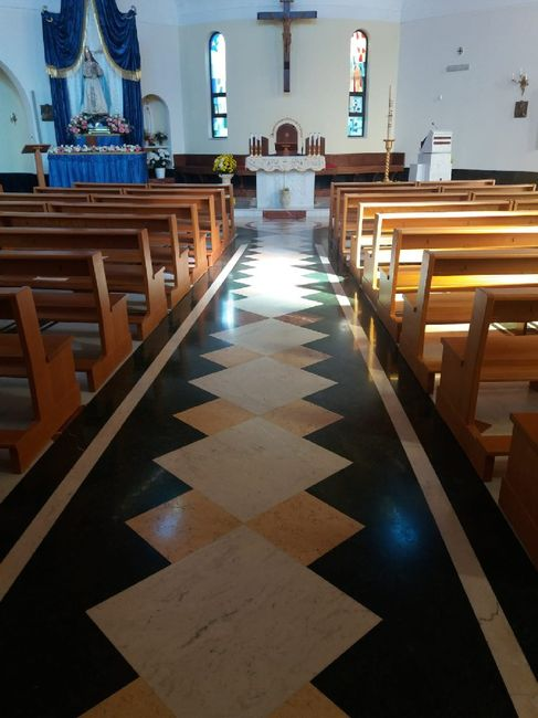 Sos tappeto in chiesa o no? - 2