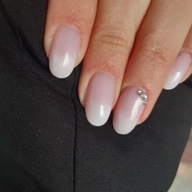 unghie sposa 3