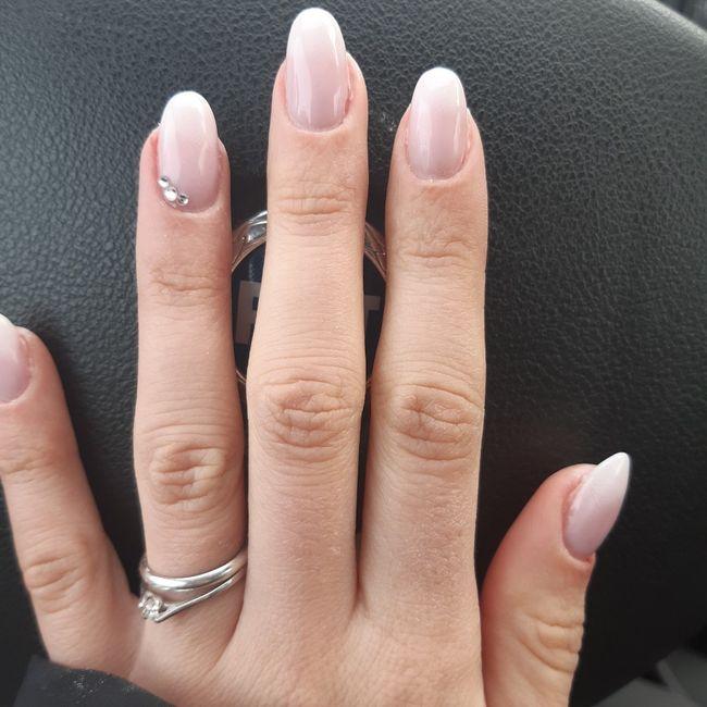 Consigli unghie sposa 12