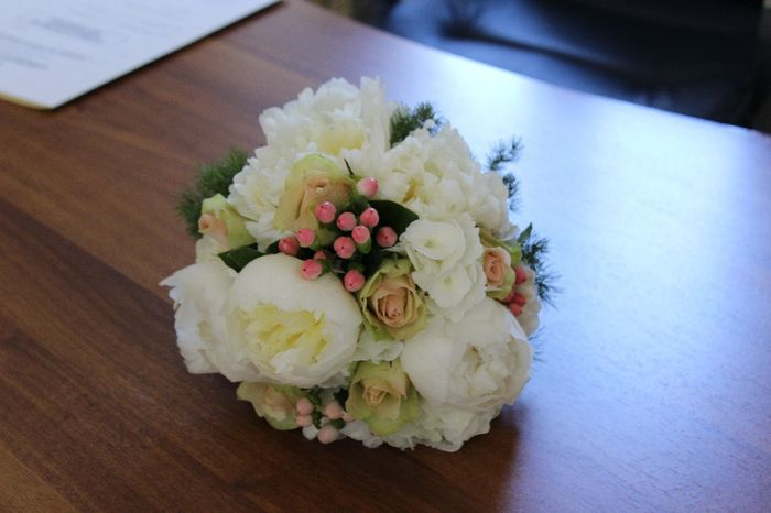 Bouquet promessa 💐 9