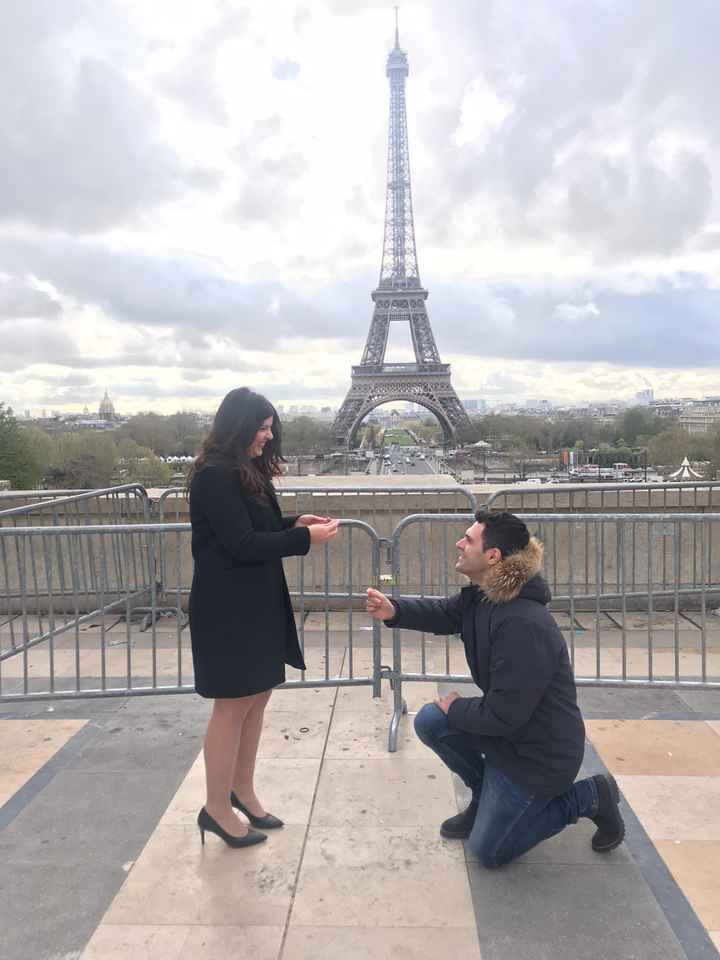 Proposta a Parigi - 1