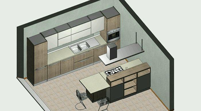 Consiglio: cucina a vista o chiusa? - Vivere insieme - Forum ...