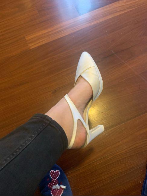 Trovare le scarpe - 1