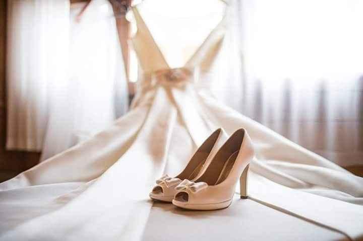 Scarpe sposa con suocera - 1