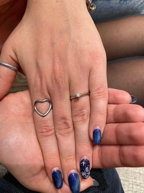 I vostri anelli di fidanzamento: vogliamo vederli! 2