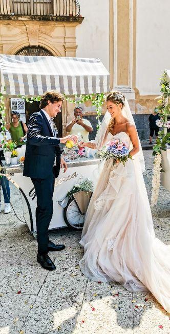 Sposi che sono convolati a nozze durante il Covid-19: lasciate qui i vostri consigli! 👇 15