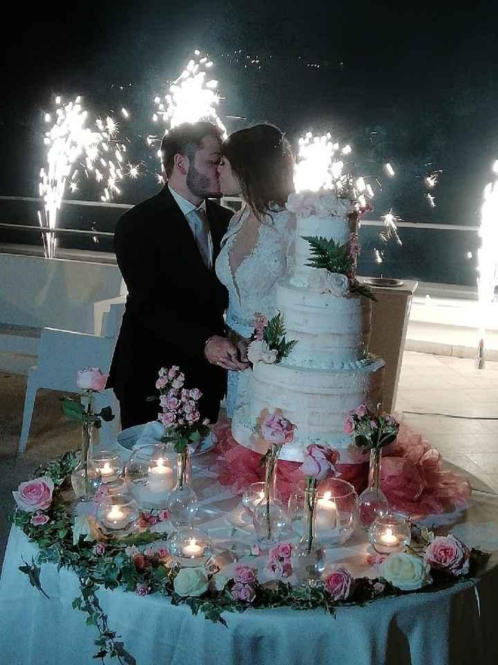 Torta matrimonio - 1