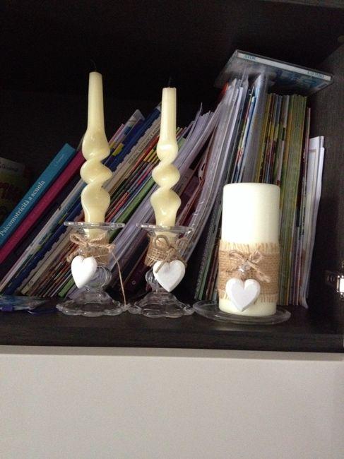 Rito della luce porta candele organizzazione for Ikea portacandele