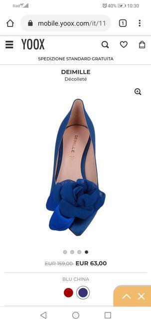Che tipo di scarpe abbinerai al tuo abito? - 1