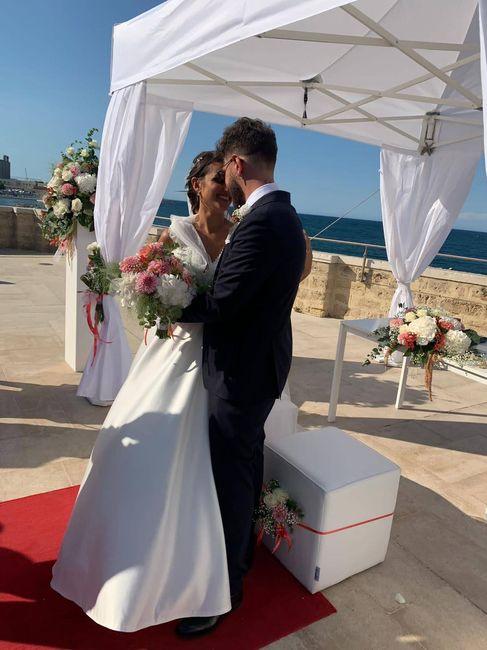 Con quanti ❤️ valuteresti il giorno del tuo matrimonio? 7