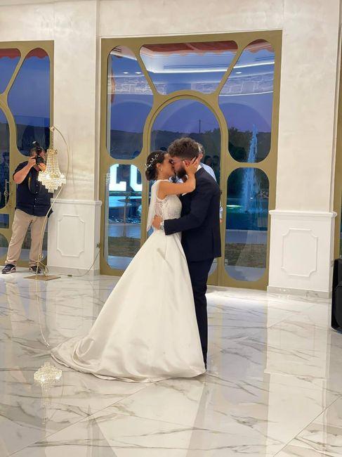Con quanti ❤️ valuteresti il giorno del tuo matrimonio? 8