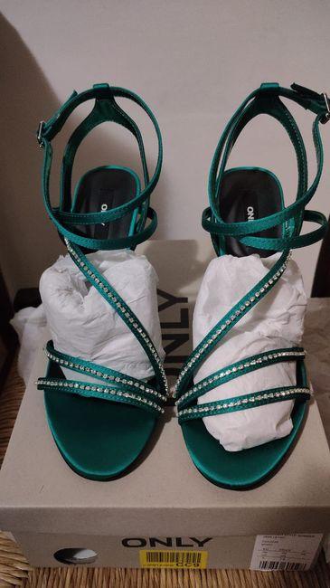 Colore scarpe da sposa 1