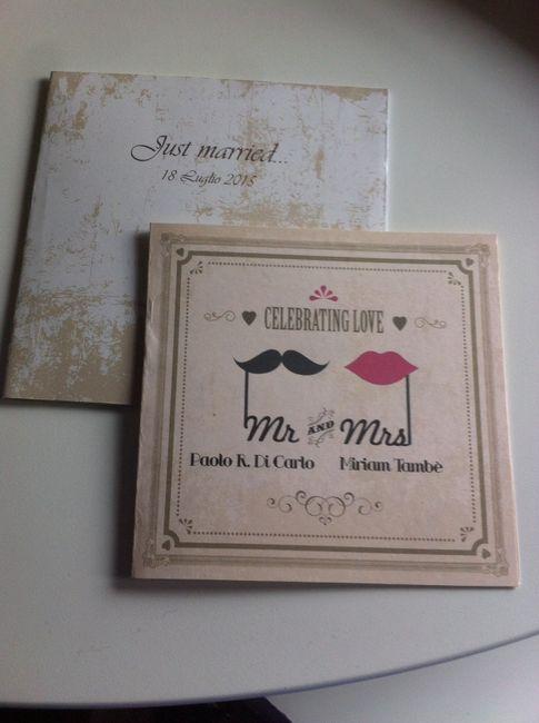 Populaire Partecipazioni vintage fai da te - Organizzazione matrimonio  SH44