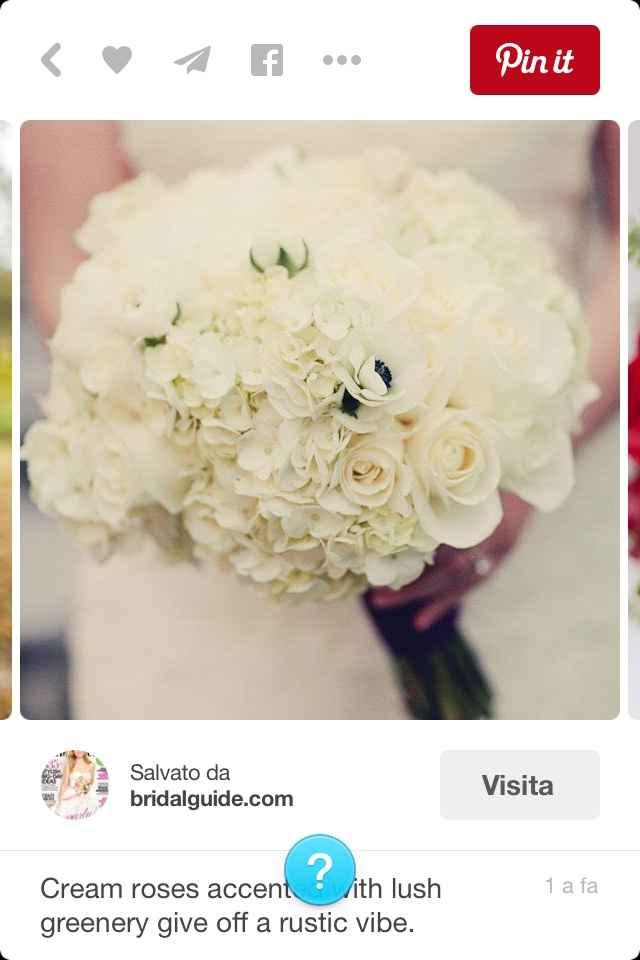 Quale bouquet scegliereste per il mio abito!! - 4