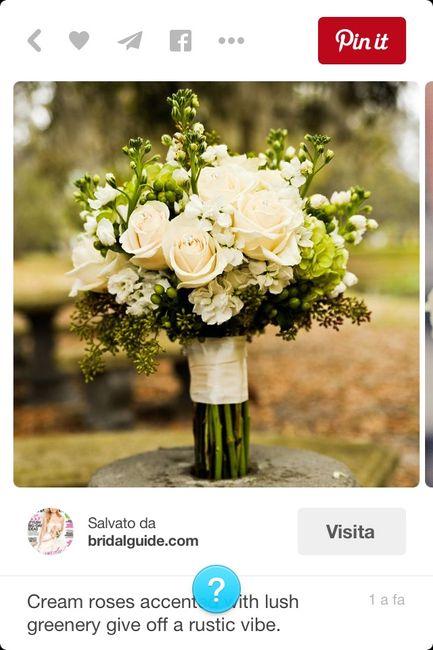 Quale bouquet scegliereste per il mio abito!! - 3