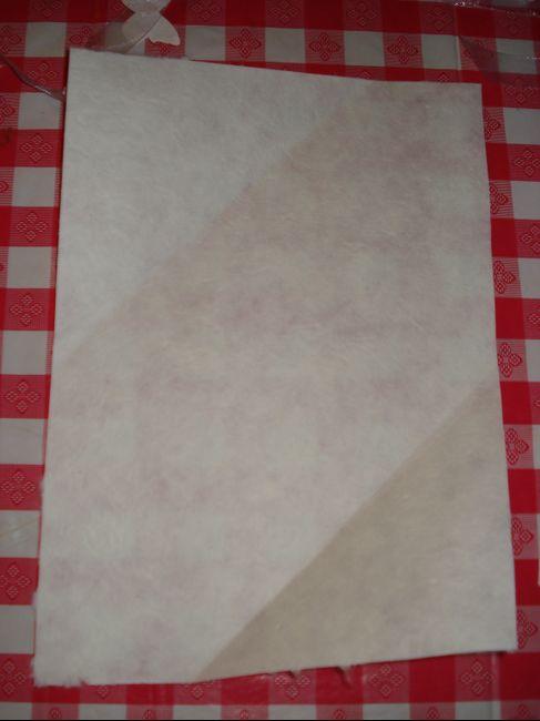 Tutorial per partecipazione con piega ad origami fai da for Piega lamiera fai da te