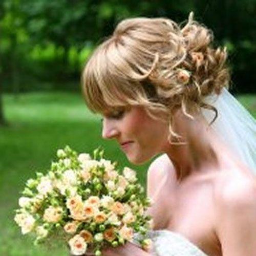 pettinatura sposa cepelli medi