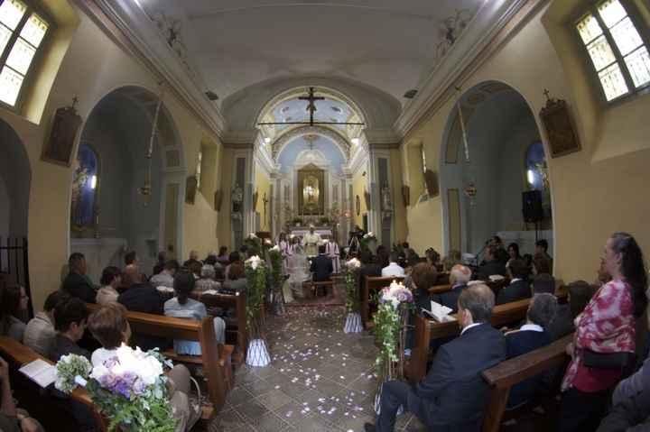 La nostra chiesetta dentro
