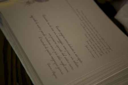 frase  per guestbook