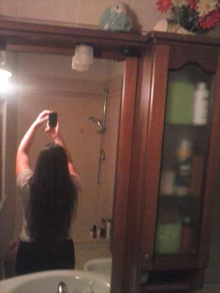 i miei capelli