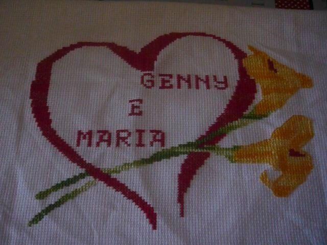 Cuscino portafedi organizzazione matrimonio forum - Cuscino portafedi punto croce ...