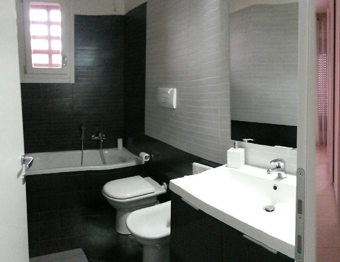 Foto bagni vivere insieme forum - Bagno marrone e beige ...