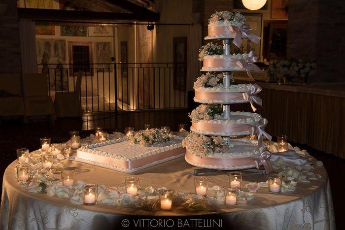 Wedding cake 🍰 7