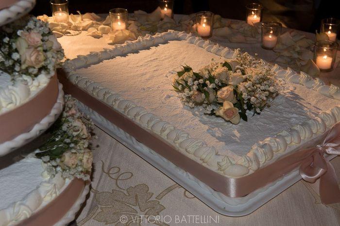Wedding cake 🍰 9