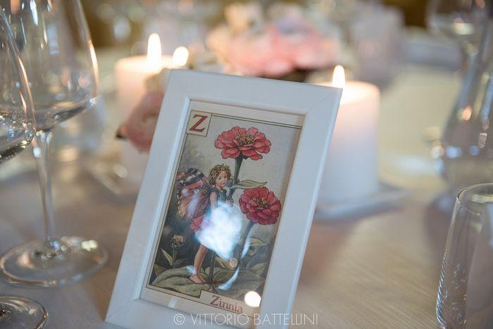 Matrimonio tema fiori - 2