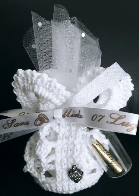 Quali saranno le bomboniere delle tue nozze? 2