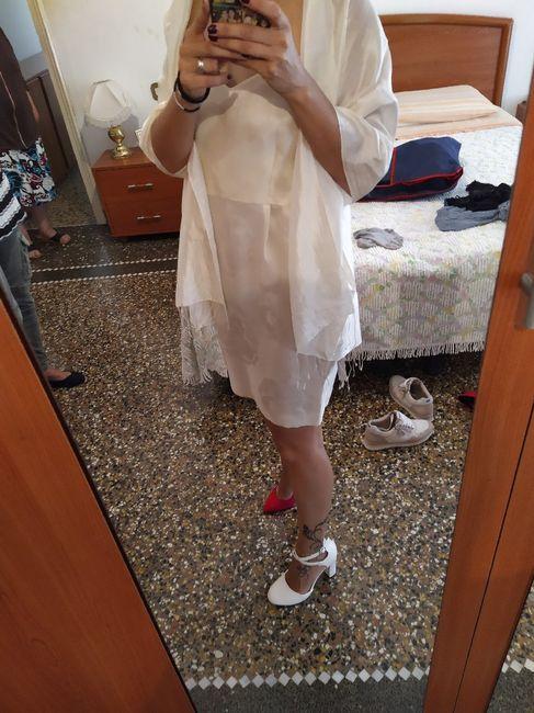 Help!!! Conflitto colore delle scarpe 2