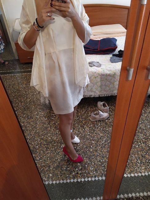Help!!! Conflitto colore delle scarpe 1