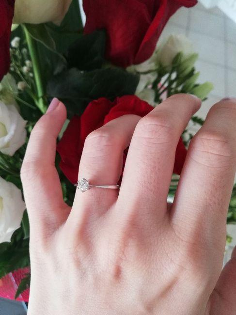 I vostri anelli di fidanzamento: vogliamo vederli! 22