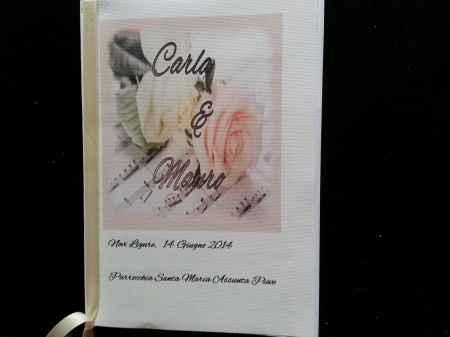 Il nostro libretto della messa - 1
