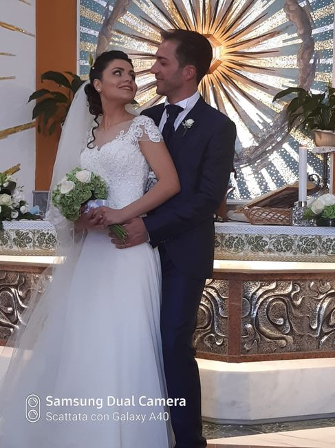 Post matrimonio dopo 35 giorni 😍 - 2