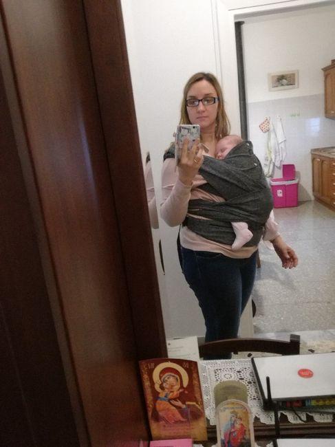 Marsupio neonato 6
