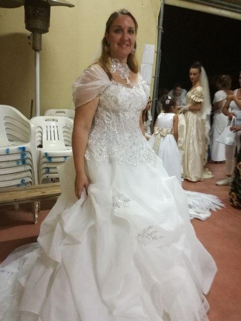 b6f30313b459 Com era il tuo abito da sposa ... Sfilata emozionante! - Neo-spose ...