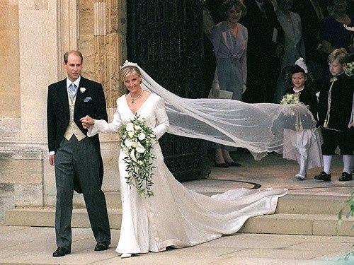 Abiti da sposa reali - uk 6