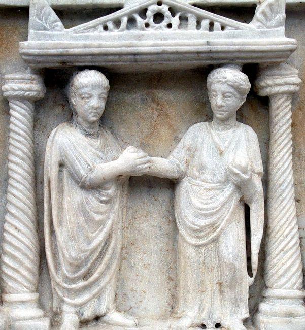 Matrimoni nella storia. 3